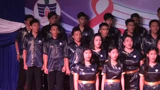 EFATA YOUTH CHOIR - HYMNE PEMUDA