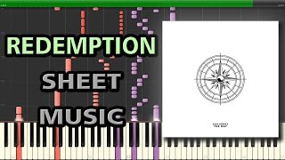 Redemption - Zack Hemsey | Synthesia Piano Tutorial