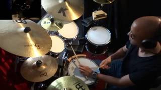 Adi Cudz feat Nelson Freitas - Essa Mboa {Drum Cover} Full HD