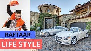 Raftaar LifeStyle | Net Worth | Career | Gossips & News | Cars | House | Wife  | Songs !