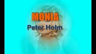Monia - Peter Holm karaoke (español)