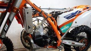 Preparing for Hard Enduro | KTM EXC 250 2015