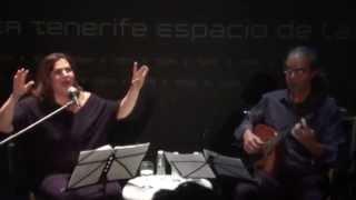 Cesaria Evora - Tiempo y Silencio - cover Anna Rodriguez & Eliseo Lloreda