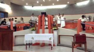 "Ven a cantar - ministerio de alabanzas ""Cántico Nuevo"""