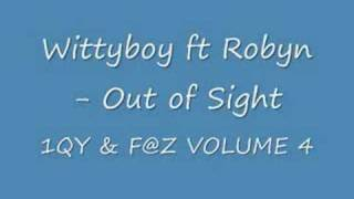 Wittyboy ft Robyn - Out of Sight