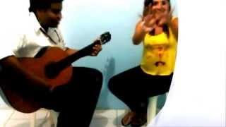amor ilegal - cover ALMA STAR (Alma Estrella) brisa marina acustico