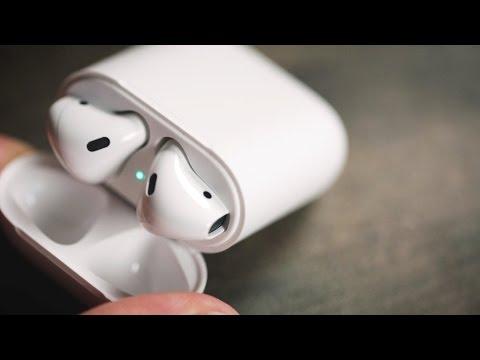 Techcrunch Recenserar Airpods Apples Tr 229 Dl 246 Sa H 246 Rlurar
