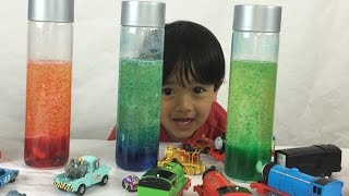 Watch How to Make a Homemade Lava Lamp Easy