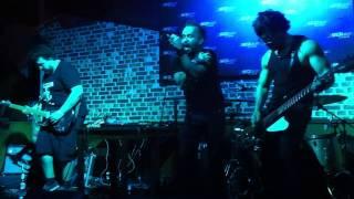 Plastique Noir - Tyrannosaur (live)