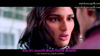 HERO  - Official Trailer with Sinhala Subtitles | Sooraj Pancholi, Athiya Shetty