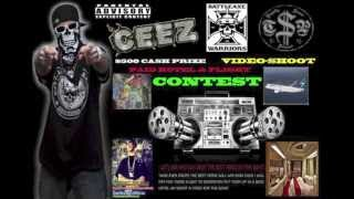 "CEEZ'S ENTRY FOR THE ""JAY NORTHSIDE'S DROP A VERSE CONTEST 2013"""