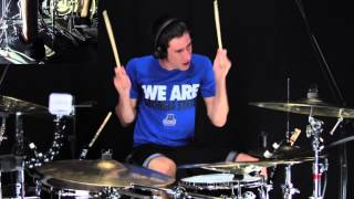 Linkin Park - Drum Cover - Given Up