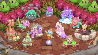 My Singing Monsters - Celestial Island (Full Song) (Update 8)