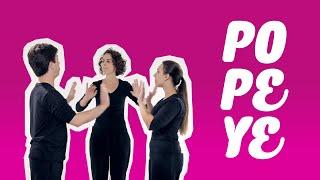 Popeye - Jogos de Mãos - Brincadeira Tradicional