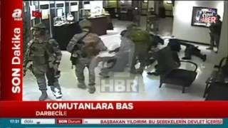 How Gulenist coup soldiers kidnapped 10 Turkish Army generals