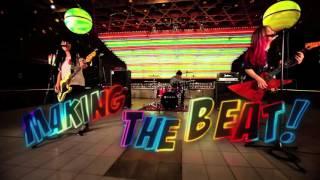 """Dizzy Sunfist """"Dizzy Beat""""Official Music Video"""