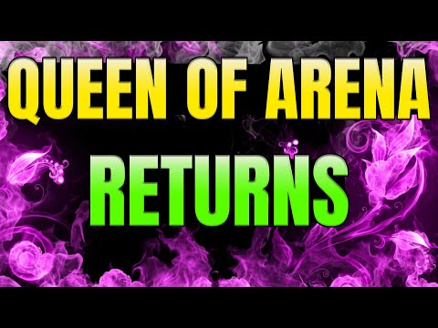 Old Meta Revival! The Queen of Arena Returns I Raid Shadow Legends
