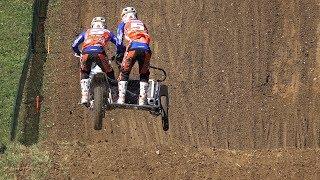 Sidecar Motocross World Championship 2018. Roggenburg(CH)- 1