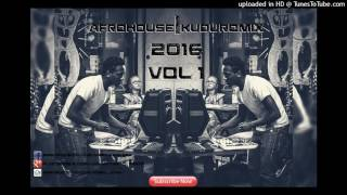 AFROHOUSE MIX - Kuduro MIX Vol.1