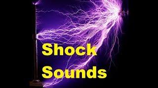 Electricity Shock Sound Effects All Sounds