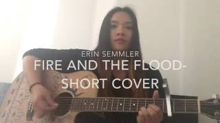 Fire and the Flood by Vance Joy (Short Cover by Erin Semmler)