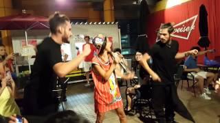INNA ~Diggy Down~ 8/7/2015 Japan Live