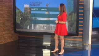 Raquel Mendez Buenota Detras De Camaras 14/08/2017