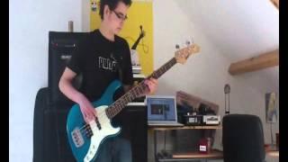 Goldfinger - Superman Bass cover