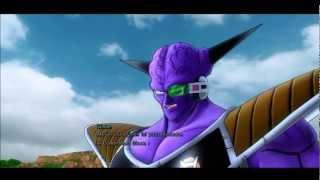 Dragon Ball Z Ultimate Tenkaichi - Mode Avatar - Premier Combat : Ginue