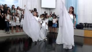 Te agradeço (Diante do Trono) Dança Essência da Adoração
