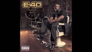 E-40 - Quit Hatin