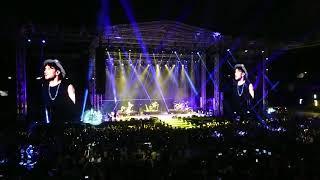 La complicità - Fabrizio Moro - Stadio Olimpico 16-06-2018