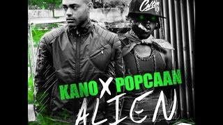 Popcaan Ft.Kano - Alien | Explicit | Hook Up Riddim | December 2014