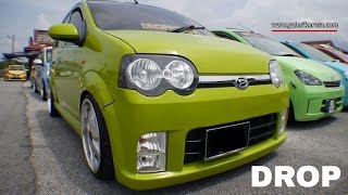 The Awesome Colour Daihatsu Avy Stance | 10th Anniversary KeicarMania 2016