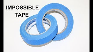 Impossible Tape Trick