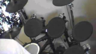 Pearl Jam - Last Kiss (Drum cover)