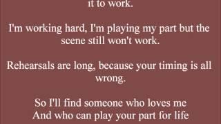 Deborah Cox Play Your Part+Lyrics