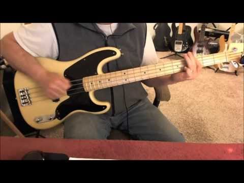 Tom Petty And The Heartbreakers - Mary Jane\'s Last Dance - Bass ...