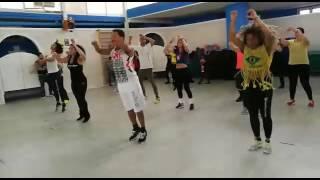 18/02 - BLITZ LAMBAEROBICA® | ABANA | DANCE BRASIL | PALESTRA ELIDE GYM | TV LAMBAEROBICA
