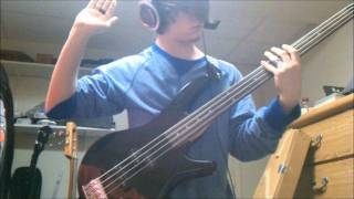 "Stephen Walking's ""Lavender Town"" Organic Bass Wobble Cover"
