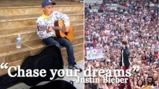 Thats all about you Justin Bieber...