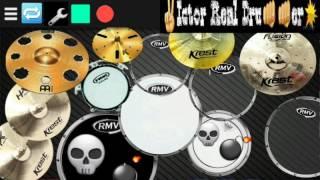 Grave Bater(Mc Kevinho) Real Drum Wesley Safadão (MC Kevinho) #Realdrum #Drumcover