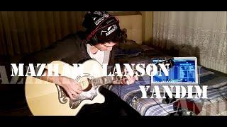 Mazhar Alanson - Yandım Fingerstyle(Enstrümantal) Gitar Cover