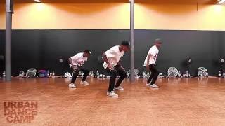 Echo - Eminem / Quick Style Crew ft Chachi Gonzales & Baiba Klints Choreography / URBAN DANCE CAMP