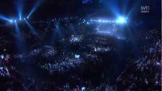 Eric Saade - Popular // Second Performance // Melodifestivalen 2011 Final // HD