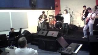 Another Day (Dream Theater) - Ensaio Gravado 2013 - Escola de Música Input - Zona Sul