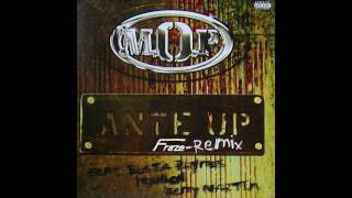 M.O.P. - Ante Up Remix (Fraze Remix)