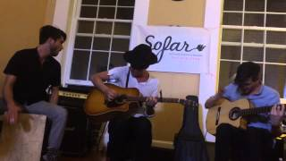 """City of the Sun covers The XX """"Intro"""" - Sofar Philly"""