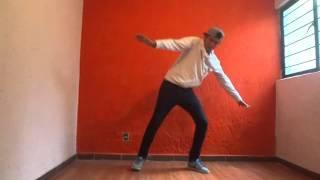 Dubstep dance//meg & dia monster