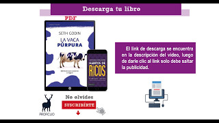 Descarga la vaca purpura - LIBRO GRATIS-